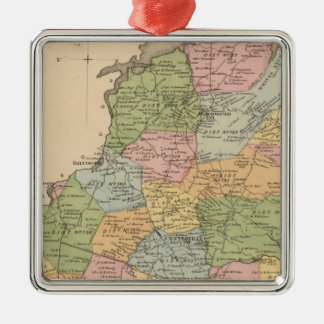 Baltimore 6 christmas ornament