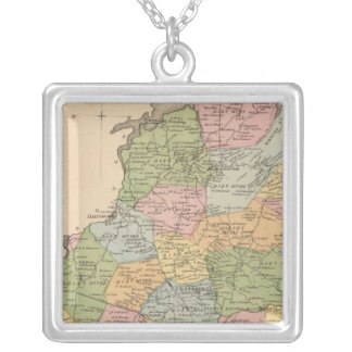Baltimore 6 silver plated necklace