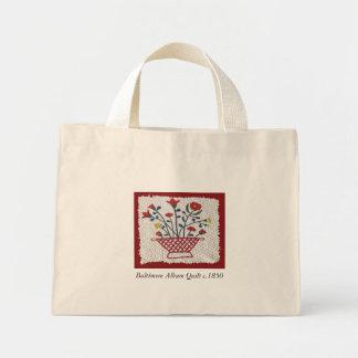 Baltimore Album Quilt c.1850 Tote Bag