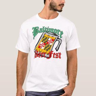 Baltimore Beer Fest Poster T-Shirt