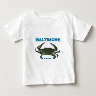 Baltimore Blue Crab Logo Baby T-Shirt