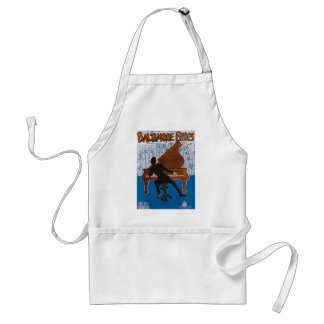 Baltimore Blues Vintage Song Sheet Cover Standard Apron