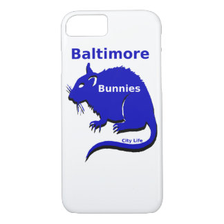 "Baltimore ""Bunnies"" Iphone Case"