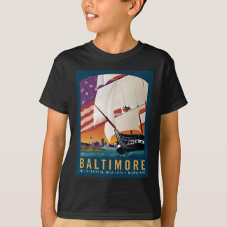 Baltimore: By the Dawn's Early Light T-Shirt