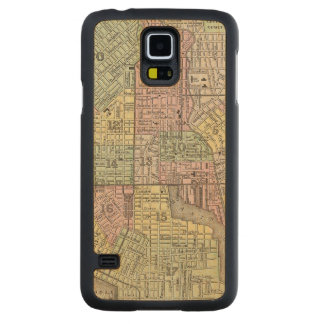 Baltimore Carved Maple Galaxy S5 Case