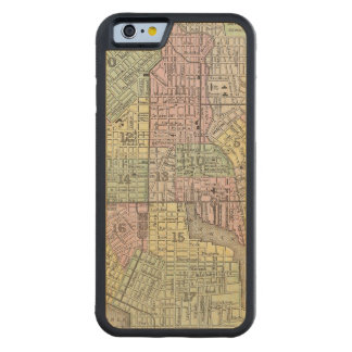 Baltimore Carved Maple iPhone 6 Bumper Case