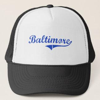 Baltimore City Classic Trucker Hat