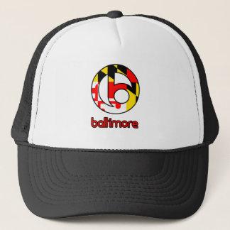 Baltimore Custom Gifts Trucker Hat