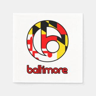 Baltimore Disposable Serviettes