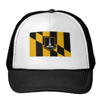 Baltimore Flag Cap