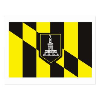 Baltimore Flag Postcard