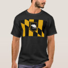 Baltimore Flag Rat Shirt