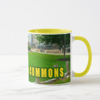 Baltimore Green Space Brentwood mug