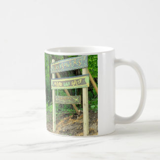 Baltimore Green Space Govans Urban Forest Coffee Mug