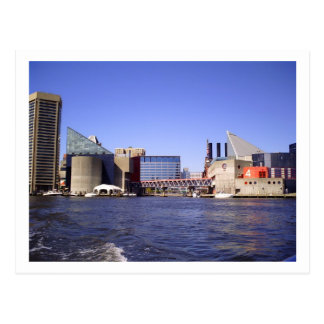 Baltimore Harbor Postcard