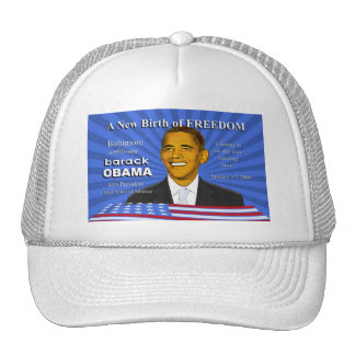 Baltimore Inauguration Events Hat - Customized