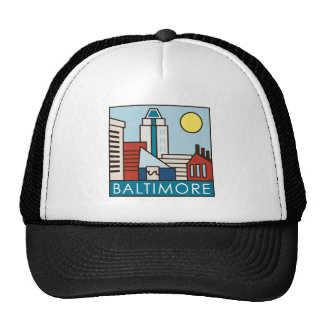 Baltimore Inner Harbor Cap