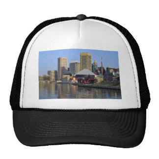 Baltimore Inner Harbor Mesh Hats