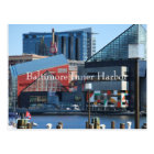 Baltimore Inner Harbour Postcard