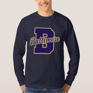 Baltimore Letter T-Shirt