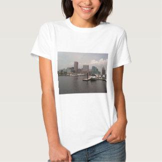 Baltimore Maryland Innerharbor Tshirts