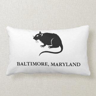 Baltimore Maryland Lumbar Pillow
