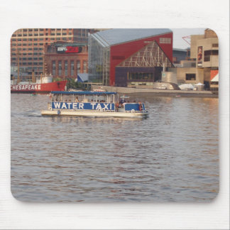 Baltimore, Maryland Mouse Mat
