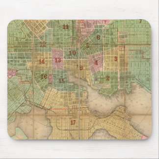 Baltimore, Maryland Mouse Pad