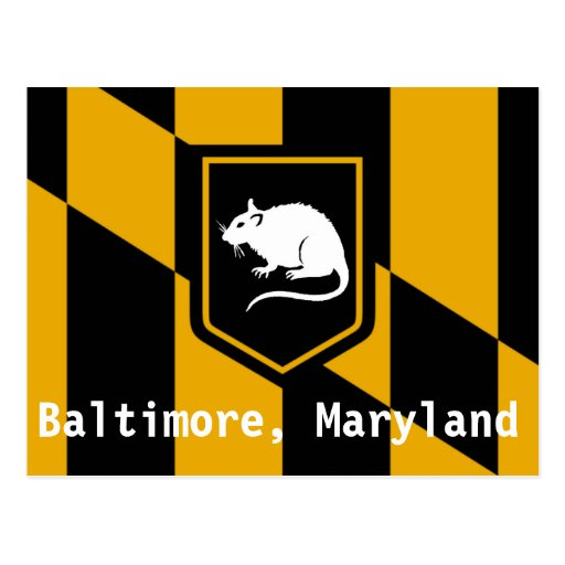 Baltimore Maryland Post Cards