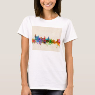 Baltimore Maryland Skyline Cityscape T-Shirt