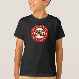 Baltimore Maryland T-Shirt