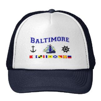 Baltimore, MD Cap