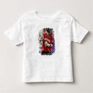 BALTIMORE, MD - MAY 30: Dan Burns #4 Toddler T-Shirt