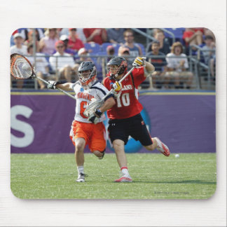 BALTIMORE, MD - MAY 30: Goalie Adam Ghitelman #8 Mouse Mat