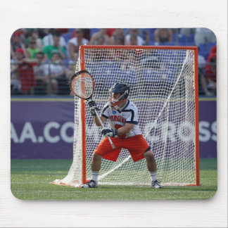 BALTIMORE, MD - MAY 30:  Goalie Adam Ghitelman Mouse Mat