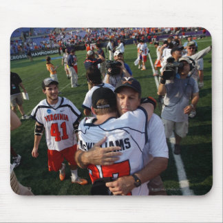 BALTIMORE, MD - MAY 30:  Head coach Dom Starsia Mouse Pad