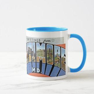 Baltimore mug