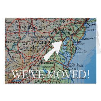 Baltimore New Address announcement