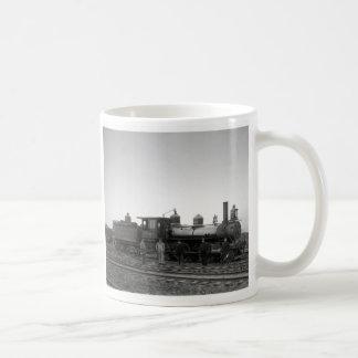 Baltimore & Ohio Railroad (B&O) Engine 932 Coffee Mug