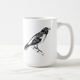 Baltimore Oriole Bird Art Coffee Mug