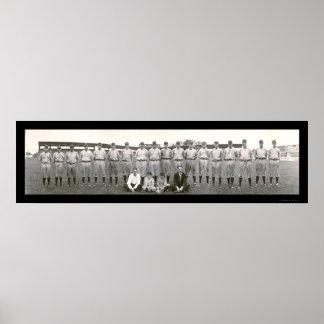 Baltimore Orioles Photo 1921 Poster