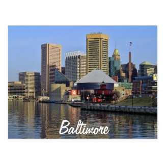 Baltimore Postcard