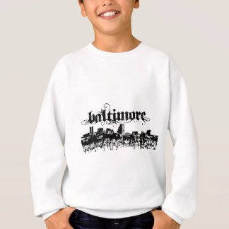 Baltimore put on for your city sweatshirt