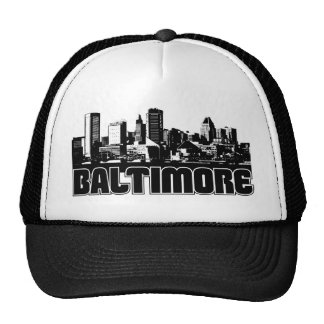Baltimore Skyline Cap