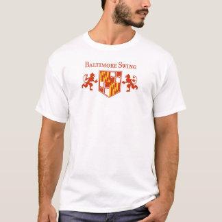 Baltimore Swing Crest T-Shirt