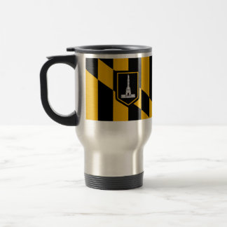 Baltimore, United States Travel Mug