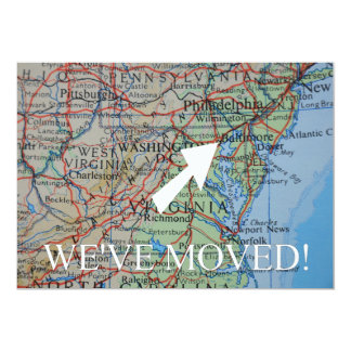 Baltimore We've Moved New Address Announcement