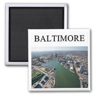 BALTIMOREmaryland Magnet