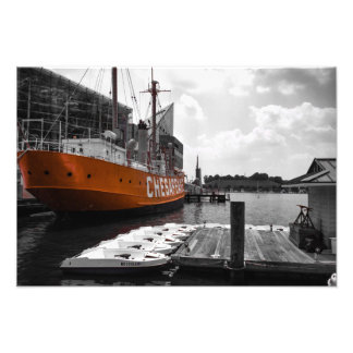 Baltimore's Inner Harbor Photograph