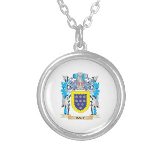 Baly Coat of Arms Necklace